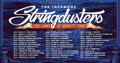 The Infamous Stringdusters Announce Winter & Spring 2017 Tour