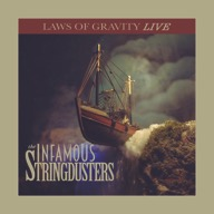 Infamous Stringdusters announce release of LAWS OF GRAVITY: LIVE