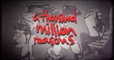 "Colin Hay premieres animated video for ""A Thousand Million Reasons"""