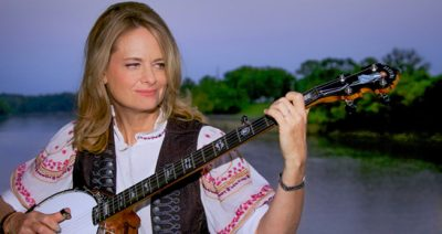 Deering Banjo announces the JULIA BELLE banjo in collaboration with Alison Brown