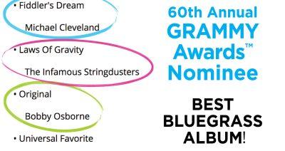 Compass congratulates GRAMMY® nominees