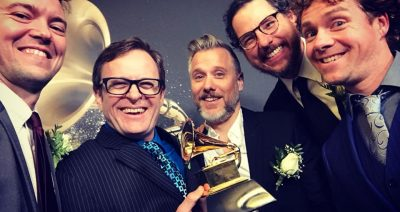 The GRAMMY goes to The Infamous Stringdusters