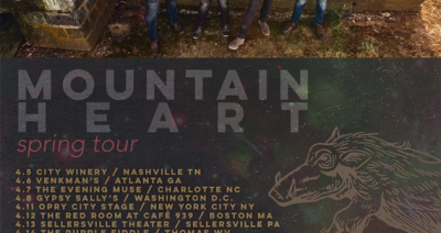 Mountain Heart Releases New Video and Kicks Off Spring Tour