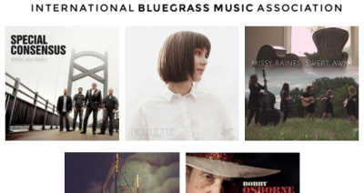 IBMA Awards | Ballot 2 | Compass Records Releases & Artists