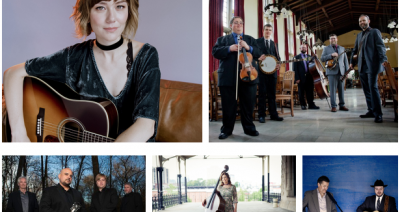 2019 IBMA Awards Nominees: Compass Records Artists